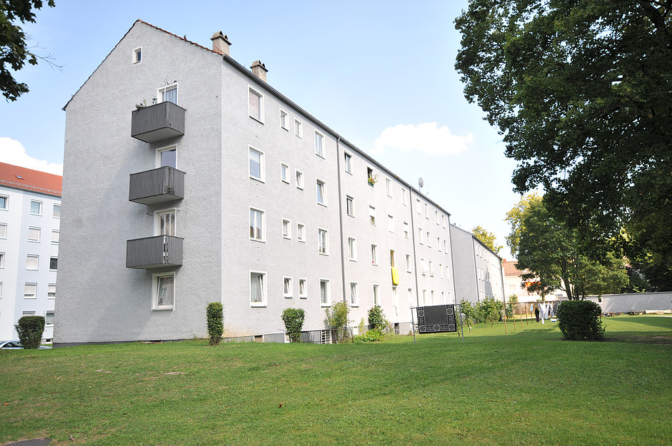 Vermittlung von Wohn- und Geschäftshäusern