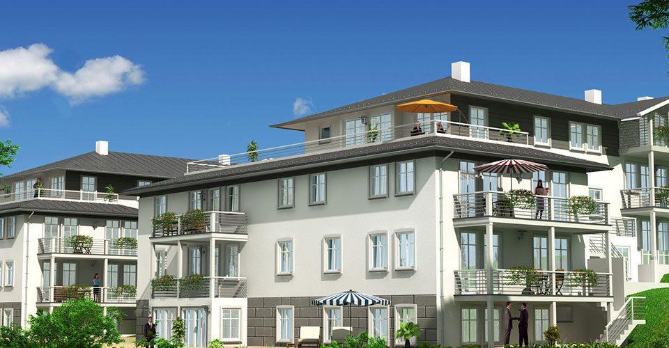 20 Wohnungen in Miesbach – Harzberg-Park